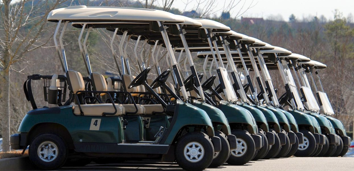 Golf Buggies Scotland- How The Golfing Scene Has Changed